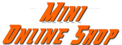Mini Online Shop